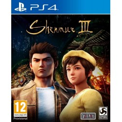 Shenmue III 173175  Playstation 4