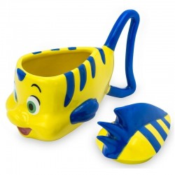 MARVEL - Mug 3D 230 ml - Flounder The Little Mermaid 173179  Marvel
