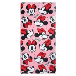 DISNEY - Towel 90 X 180 - Minnie 173215  Handdoeken
