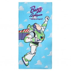 DISNEY - Towel 90 X 180 -Toy Story : Buzz Lightyear 173218  Handdoeken