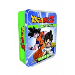 DRAGON BALL - Over 9000 Game 'UK Only' 173236  Bord Spellen