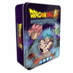 DRAGON BALL - Heroic Battle Game 'UK Only' 173237  Bord Spellen