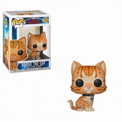 CAPTAIN MARVEL - Bobble Head POP N° 426 - Goose the Cat