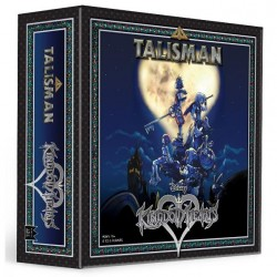 DISNEY Board Game Talisman - Kingdom Hearts Edition 'UK Only' 173305  Bord Spellen