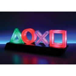 PLAYSTATION - Icons USB Light 173581  Deco, Wand, Kamer & Nacht Lampen