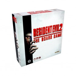 RESIDENT EVIL 2 - The Board Game (UK) 173594  Bord Spellen