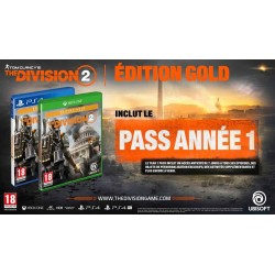 The Division 2 Gold Edition 168997  Playstation 4