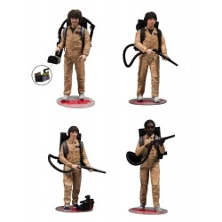 STRANGER THINGS - Pack 4 Figures Ghostbusters - 15cm 167859  Stranger Things