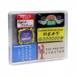FRIENDS - Epoxy Magnet Set - Quotes 173643  Magneten