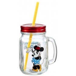 DISNEY - Minnie Mason Jar 167852  Disney