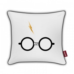 HARRY POTTER - Filled Cushion- Glasses 173747  Kussens