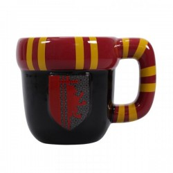 HARRY POTTER - Shaped Mug 3D 400ml - Gryffindor 173768  Gadgets