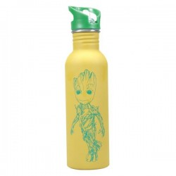MARVEL - Water Bottle Metal - Groot 173800  Water Flessen