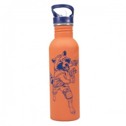 MARVEL - Water Bottle Metal - Rocket 173801  Water Flessen