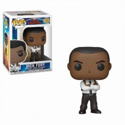 CAPTAIN MARVEL - Bobble Head POP N° 428 - Nick Fury