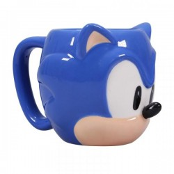 SONIC - Mug Shaped 3D Boxed...