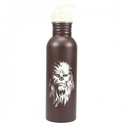 STAR WARS - Water Bottle Metal - Chewbacca 173828  Water Flessen