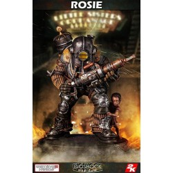 BIOSHOCK - Big Daddy- Rosie 1:4 Scale Statue - 53cm 173845  Figurines