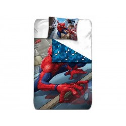 SPIDERMAN - Parure de lit 140X200 - Spider-man Vers 2 '100% Poly' 173858  Dekens & Lakens