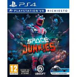 Space Junkies (Playstation VR) 173869  VR Games & Accessoires
