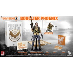 The Division 2- Phoenix Shield Collector Figurine 173472  The Division