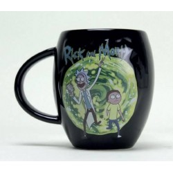 RICK & MORTY - Oval Mug 475 ml - Portal 173920  Rick & Morty