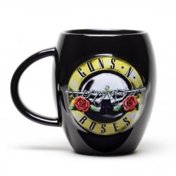 GUNS N ROSES - Oval Mug 475 ml - Logo 'Bravado' 173925  Guns 'n Roses