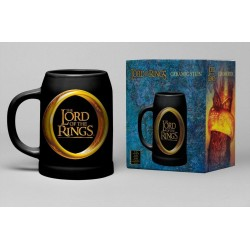 LORD OF THE RINGS - Keramische Drinkbeker - 600ml - One Ring 173975  Lord of the rings