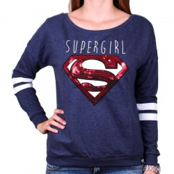 DC COMICS - Pull Over Trui GIRLS - SuperGirl (S) 163037  Sweatshirts