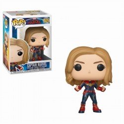CAPTAIN MARVEL - Bobble Head POP N° 425 - Captain Marvel