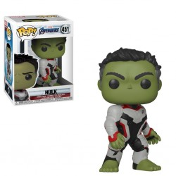 AVENGERS ENDGAME - Bobble Head POP N° 451 - Hulk 174153  Bobble Head