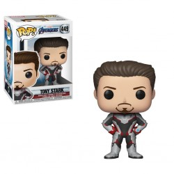 AVENGERS ENDGAME - Bobble Head POP N° 449 - Tony Stark 174154  Bobble Head
