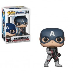 AVENGERS ENDGAME - Bobble Head POP N° 450 - Captain America 174155  Bobble Head