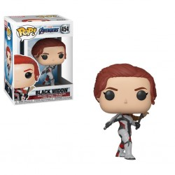 AVENGERS ENDGAME - Bobble Head POP N° 454 - Black Widow 174157  Bobble Head