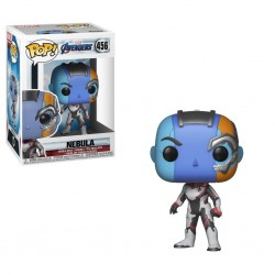 AVENGERS ENDGAME - Bobble Head POP N° 456 - Nebula 174159  Bobble Head
