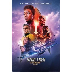 STAR TREK DISCOVERY - Poster 61X91 - Next Adventure 174205  Posters