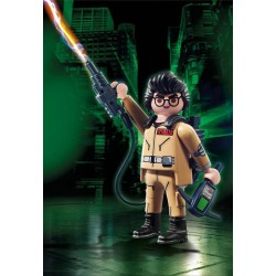 GHOSTBUSTERS - Playmobil Collector Edition 15cm - Egon Spengler 174212  Figurines