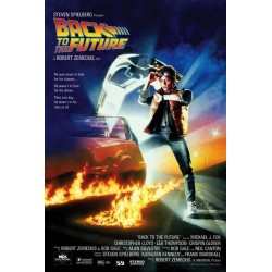 BACK TO THE FUTURE - Poster 61X91 - One Sheet 167778  Back to the future