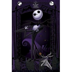 NIGHTMARE BEFORE CHRITSMAS - Poster 61X91 - It's Jack 167775  Gadgets