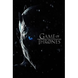 GAME OF THRONES - Poster 61X91 - Season 7 Night King 167772  Posters