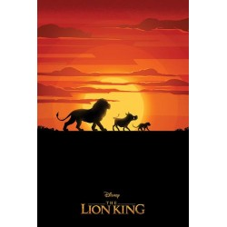 DISNEY - Poster 61X91 - The Lion King : Long Live the King 174644  Disney