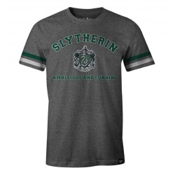 HARRY POTTER - T-Shirt Slytherin Ambitious and Cunning (S) 174661  T-Shirts Harry Potter