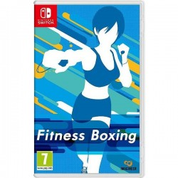 Fitness Boxing 171315  Nintendo Switch