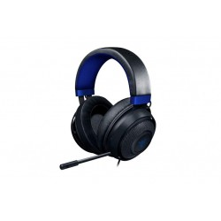 RAZER - Kraken Gaming Headset (BLACK) compatible PC, Xbox, Switch, PS4 wired 174720  PC headsets