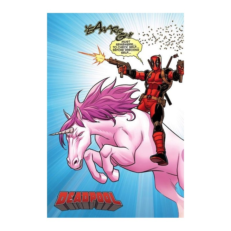 DEADPOOL - Poster 61X91 - Unicorn 167765  Posters