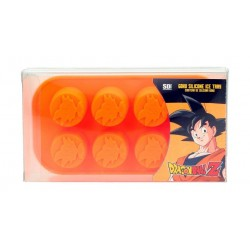 DRAGON BALL - Silicone Ice-Cube Mould - Goku 174872  Ijsvormen