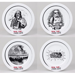 STAR WARS - Pack de 4...