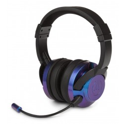 POWER A - Fusion Wired Gaming Headset Nebula(PS4/XBONE/PC/MAC/MOBILE 175032  PC headsets