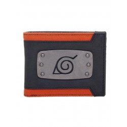 NARUTO SHIPPUDEN - Hero Collection Bifold Wallet - Portefeuille 175085  Portefeuilles