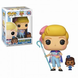 TOY STORY 4 - Bobble Head POP N° 524 - Bo Beep w/Officer McDimples 175088  Bobble Head